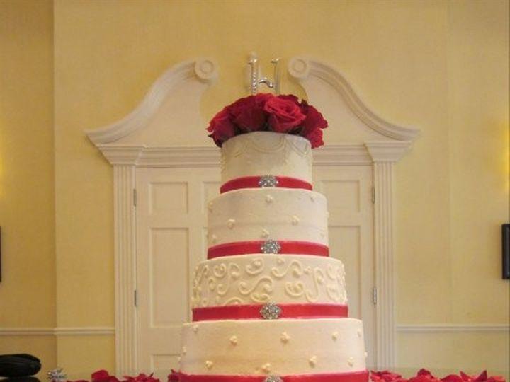 Tmx 1464288352768 2651082270705306541302671365n McKinney, Texas wedding cake