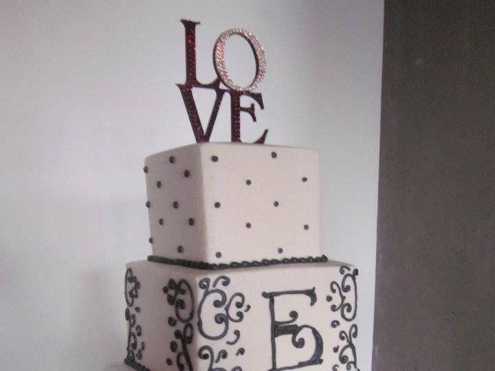 Tmx 1464288375957 387950309822559045593546926194n McKinney, Texas wedding cake