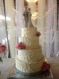 Tmx 1464288394120 534828437644502930064470530831n McKinney, Texas wedding cake