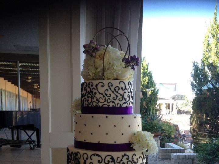Tmx 1464288398363 13828357167033650241751143215175n McKinney, Texas wedding cake