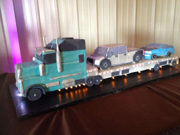Tmx 1464288430317 102580478361490964129345300120645198815920n McKinney, Texas wedding cake