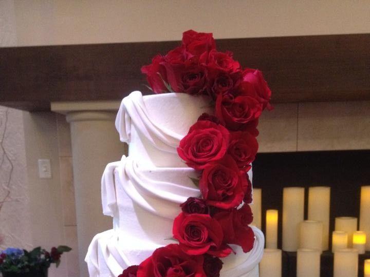 Tmx 1464288446171 103521949580774708867625693763228687798428n McKinney, Texas wedding cake