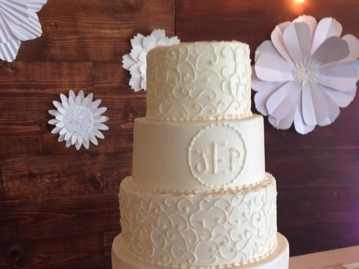 Tmx 1464288452622 1044785110884388311839586394654406806795359n McKinney, Texas wedding cake