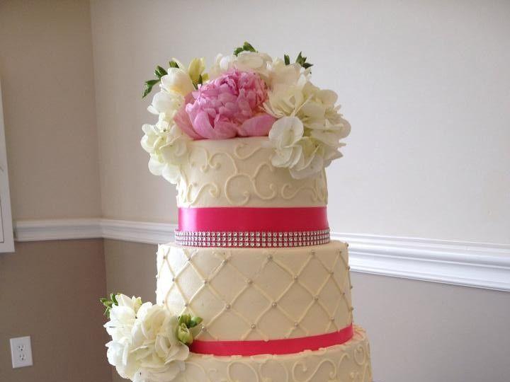 Tmx 1464288457837 104741968742293492715757309386268589313556n McKinney, Texas wedding cake