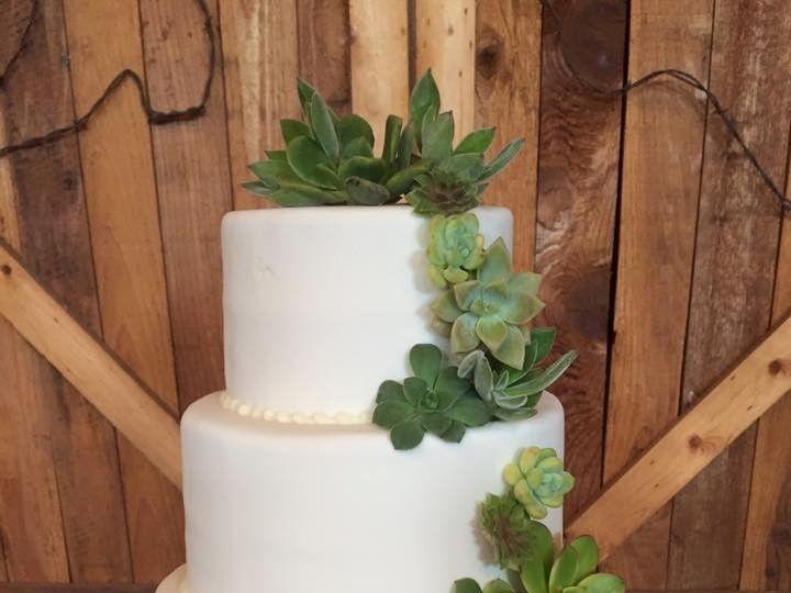 Tmx 1464288480804 1125061811507082216236855561312239906852630n McKinney, Texas wedding cake