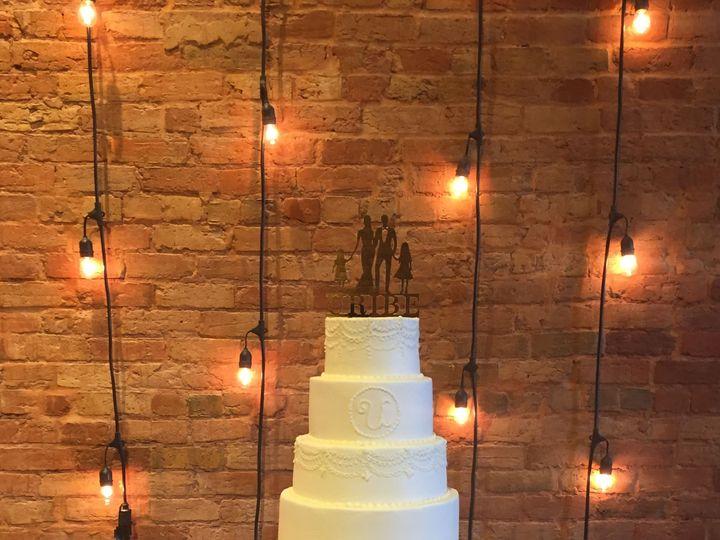 Tmx 1528602244 3abeae0cb557a9e6 1528602243 731ca51544f44a6b 1528602235915 1 76D6ED2E F101 4E62 McKinney, Texas wedding cake