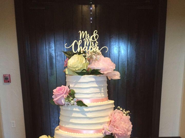 Tmx 1528602291 9a23715e18df8673 1528602289 Edd95ca93d1eb50c 1528602283961 4 07BFDDA9 ADE5 4AD2 McKinney, Texas wedding cake