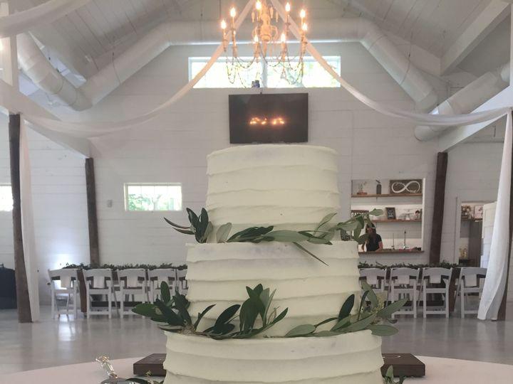 Tmx 1528602380 235e4f63c6fd21b5 1528602377 Ff331d8de3319540 1528602362178 6 F8DC0FAE 5B63 4E1E McKinney, Texas wedding cake