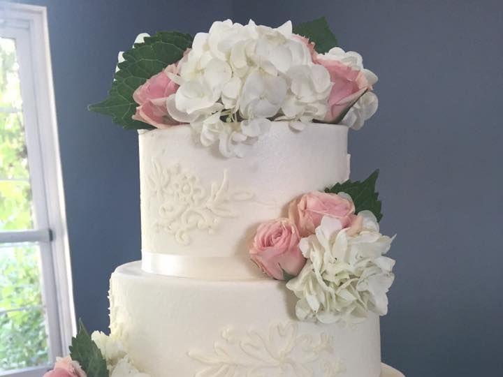 Tmx 1533854067 2ecd5211ccc238f4 1533854067 69ff7d58fdeea2da 1533854066559 8 38476882 222765820 McKinney, Texas wedding cake