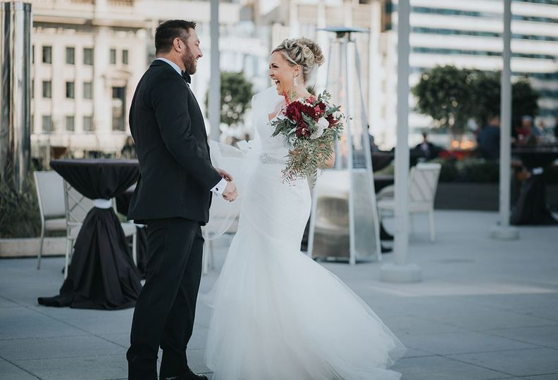 wedding first look 51 318116