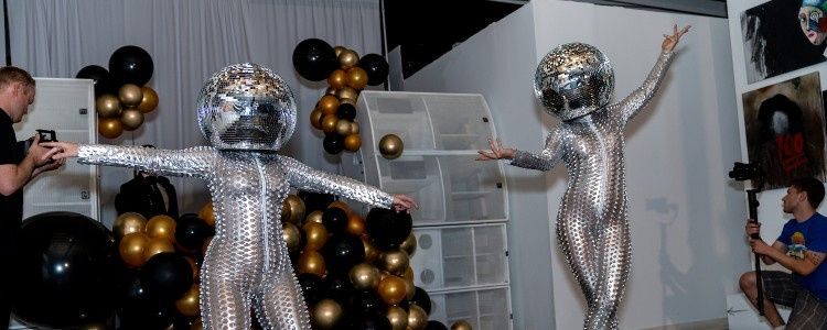 IE Disco Go-go Dancers
