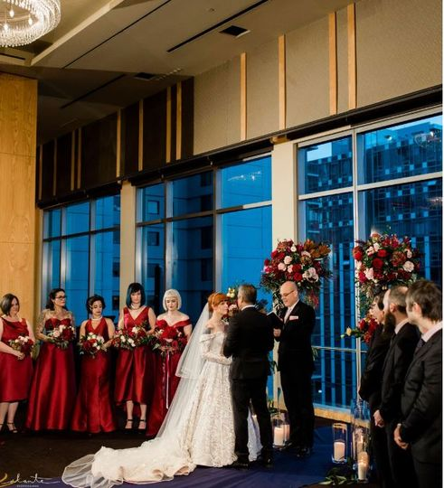 XMAS Wedding - Four Season