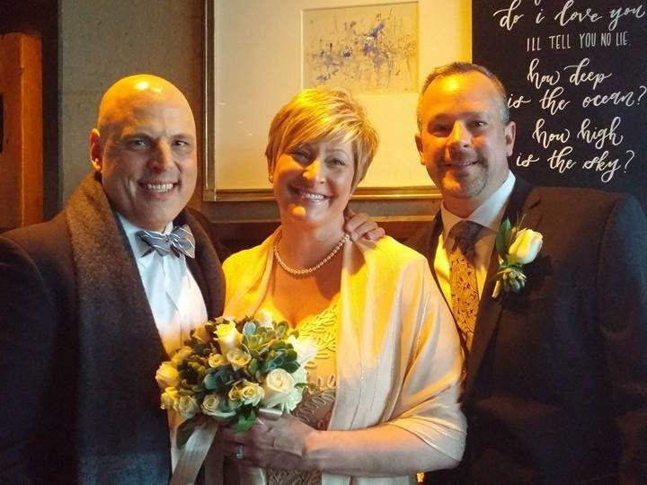 Tmx 1494899000100 182747297677463500543697747926809168738809n Seattle, Washington wedding officiant