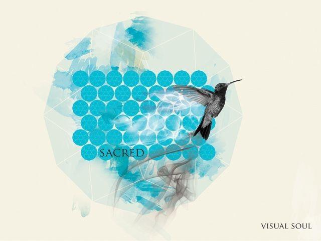sacred hummning bird