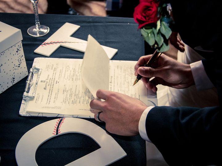 Tmx 1427160299366 Dan Signing Rochester, Michigan wedding officiant