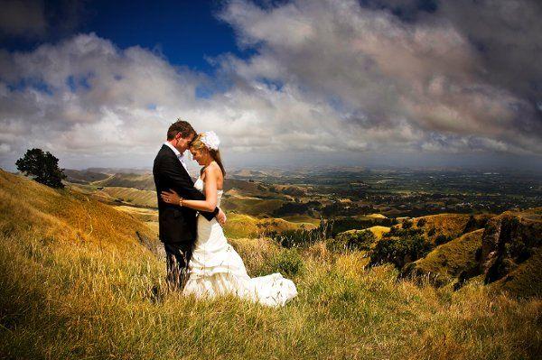 Jessie & Simon in New Zealand