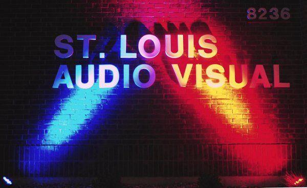 st louis audio visual event rentals saint louis mo weddingwire