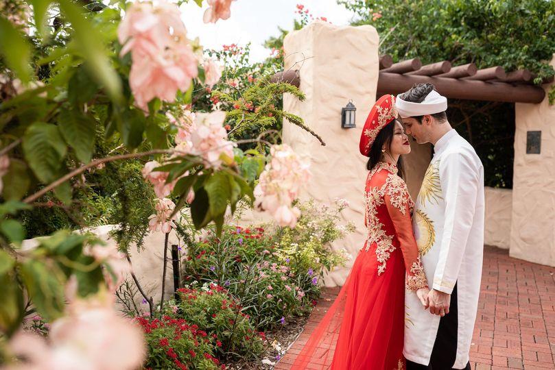 Vietnamese Wedding Curtiss Man