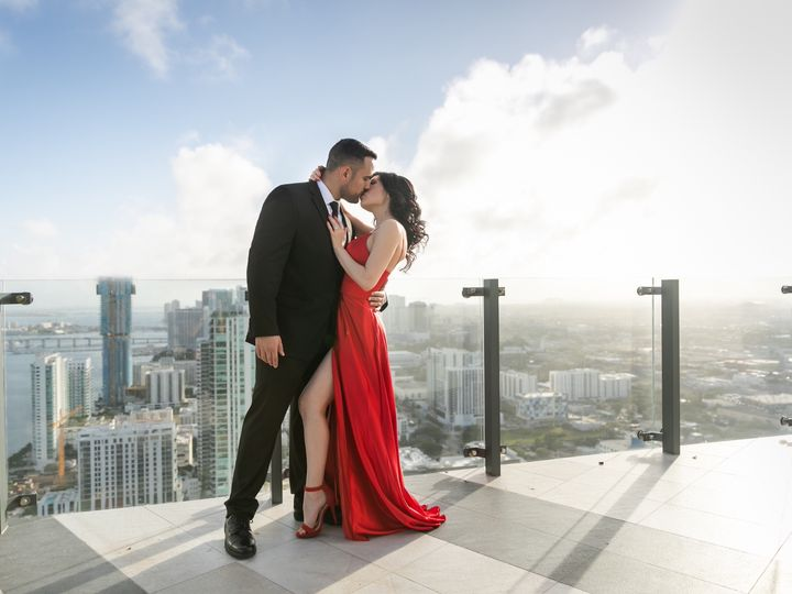 Tmx Sugafree Studio Rooftop Engagement Miami 1 51 951216 158326470210835 Miami, FL wedding photography