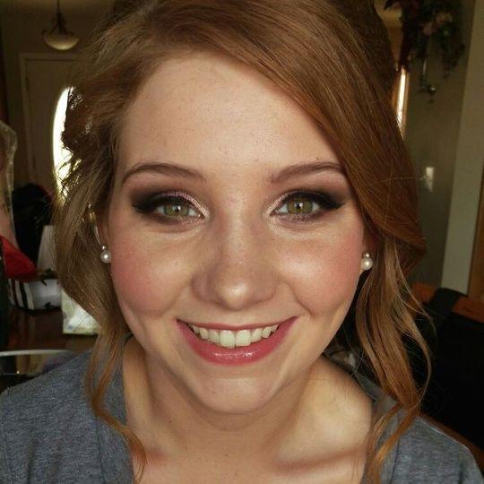 McKena Sharp, Makeup Artist - Beauty & Health - Cape Girardeau, MO -  WeddingWire