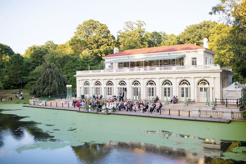 The Prospect Park Boathouse