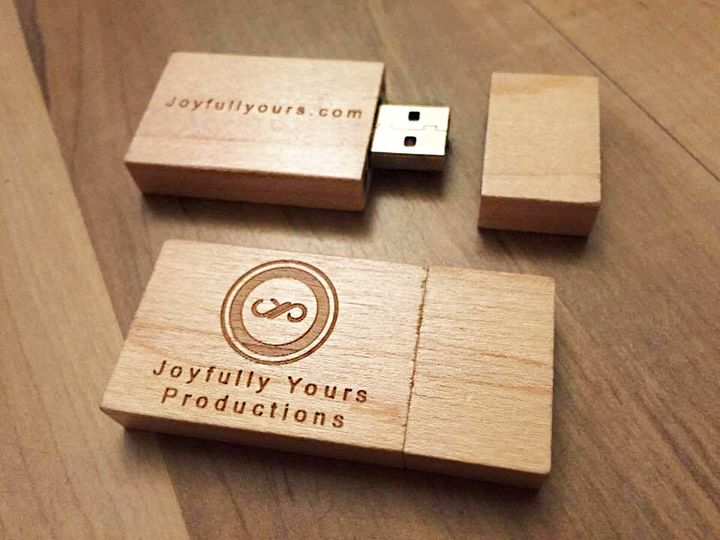 USB of all photos taken