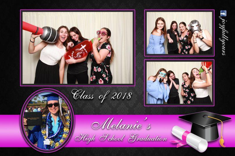 Graduation Photobooth