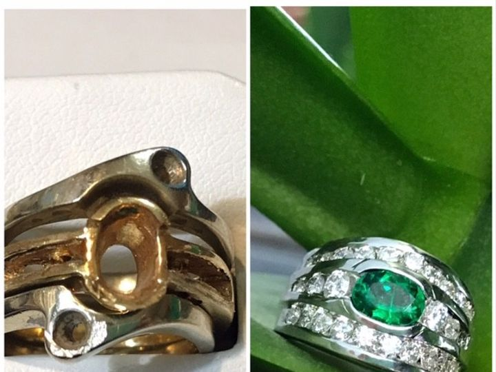 Tmx Before And After Emerald 51 172216 157807328941761 Saint Louis, MO wedding jewelry