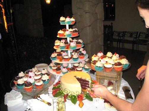 Tmx 1291001290020 Laurenswedding062thumb Tustin wedding cake