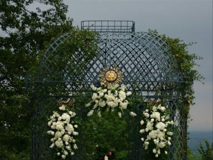 Tmx 1326988882425 Highlawnwedding08054 Montclair wedding florist