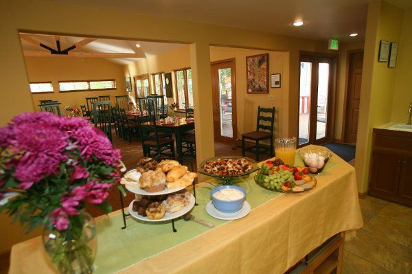 Our delicious, gourmet breakfasts served daily.