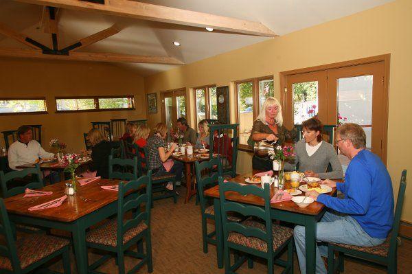 Dining Room/Reception Area.
