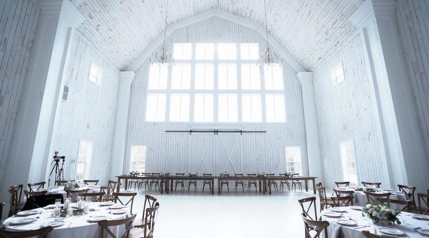 Gorgeous white interior - Forty Seven Studios