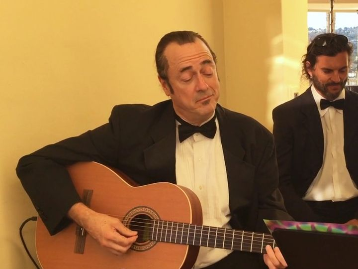 Tmx Latin And Mediterranean Guitarists For Wedding 51 654216 160522054525867 Cardiff By The Sea, CA wedding band