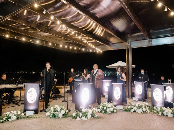 Tmx Melanie Weisman And Harry Private Residence Ceremony Reception At Feast And Faraway At Coronado Municipal Golf Course Sara France Photo 1943 51 654216 160522115659052 Cardiff By The Sea, CA wedding band
