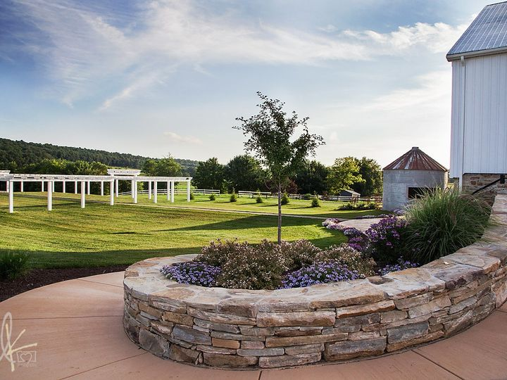 Tmx 1511386023362 Flower Bed With Pergola In Backround Web Atglen, PA wedding venue