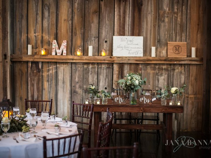Tmx Posey Sweetheart Table 51 964216 Atglen, PA wedding venue