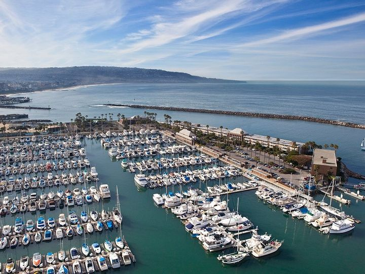Tmx 1351895521969 Aerial1 Redondo Beach, CA wedding venue