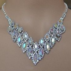 Tmx 1418151216679 W Excite Rhinestone Jewelry Set In Ab Reflective 7 Sun City wedding jewelry