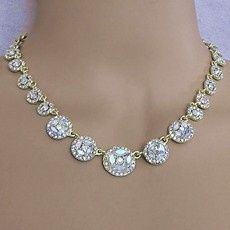 Tmx 1418151279179 W Gold Necklace Sun City wedding jewelry