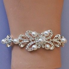 Tmx 1418151681988 W Pearl Bracelets 25 Designs 1 Sun City wedding jewelry