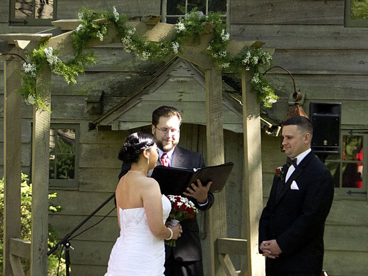 Tmx 1425908529106 Officiant With Josh Crystal Lancaster wedding officiant