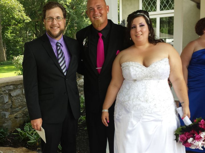 Tmx 1438016116910 Img20150719203608 Lancaster wedding officiant