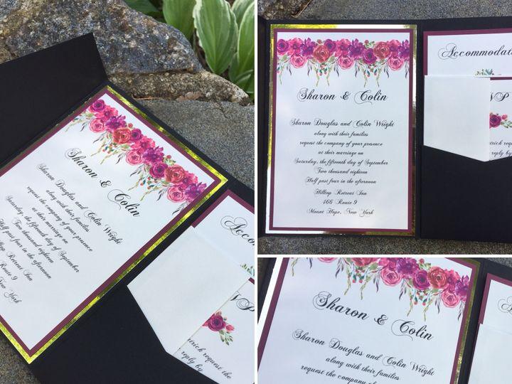 Tmx Ktzd7470 51 995216 Mount Vernon, New York wedding invitation