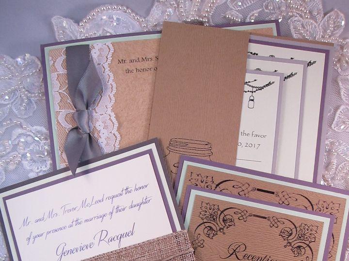 Tmx Vf 002 51 995216 Mount Vernon, New York wedding invitation