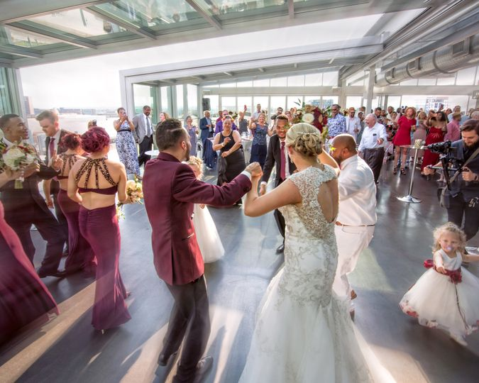 In full swing (Maria Hall Photography)