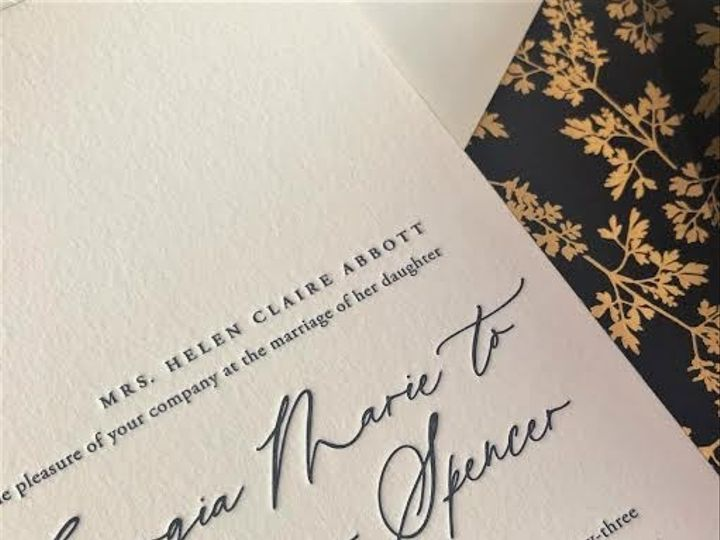Tmx 1 16 51 186216 159078299471499 Weston, CT wedding invitation