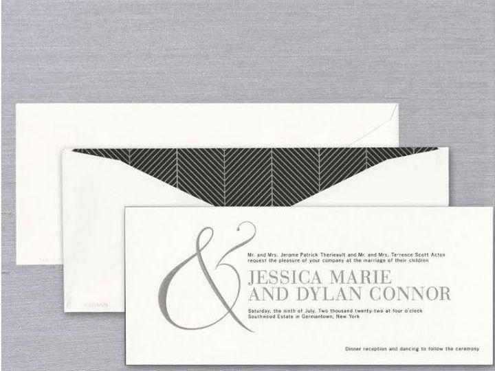 Tmx 1 2 51 186216 159078299327204 Weston, CT wedding invitation