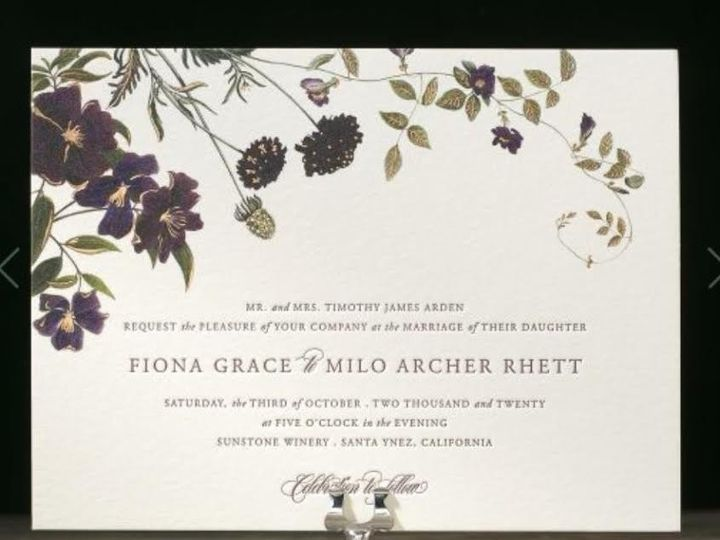 Tmx 1 5 51 186216 159078299385409 Weston, CT wedding invitation