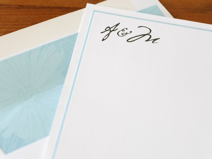 Tmx 1435764739817 Stationery4072 Weston, CT wedding invitation